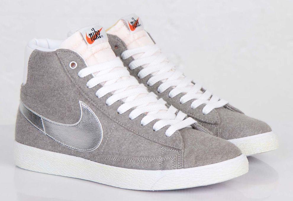 Beams x Nike Blazer Mid Premium VNTG QS