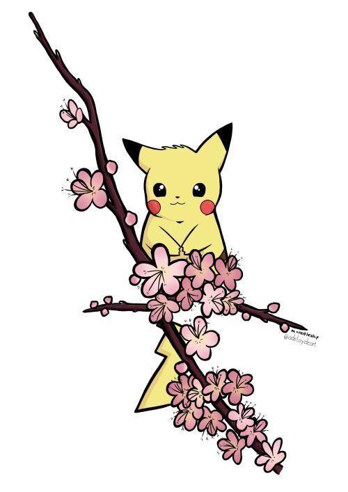 Pokémon - Baby Pikachu