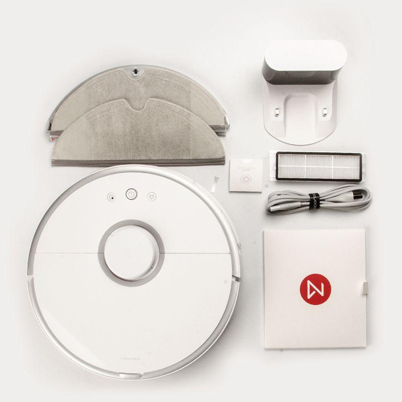 Only $431 , Xiaomi mi roborock s50 s51 robot vacuum cleaner 2 WIFI