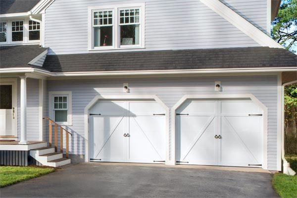 The Lexington Colonial House: Bridging The Exterior Design Gap. Car GarageGarage  DoorsGarage ...