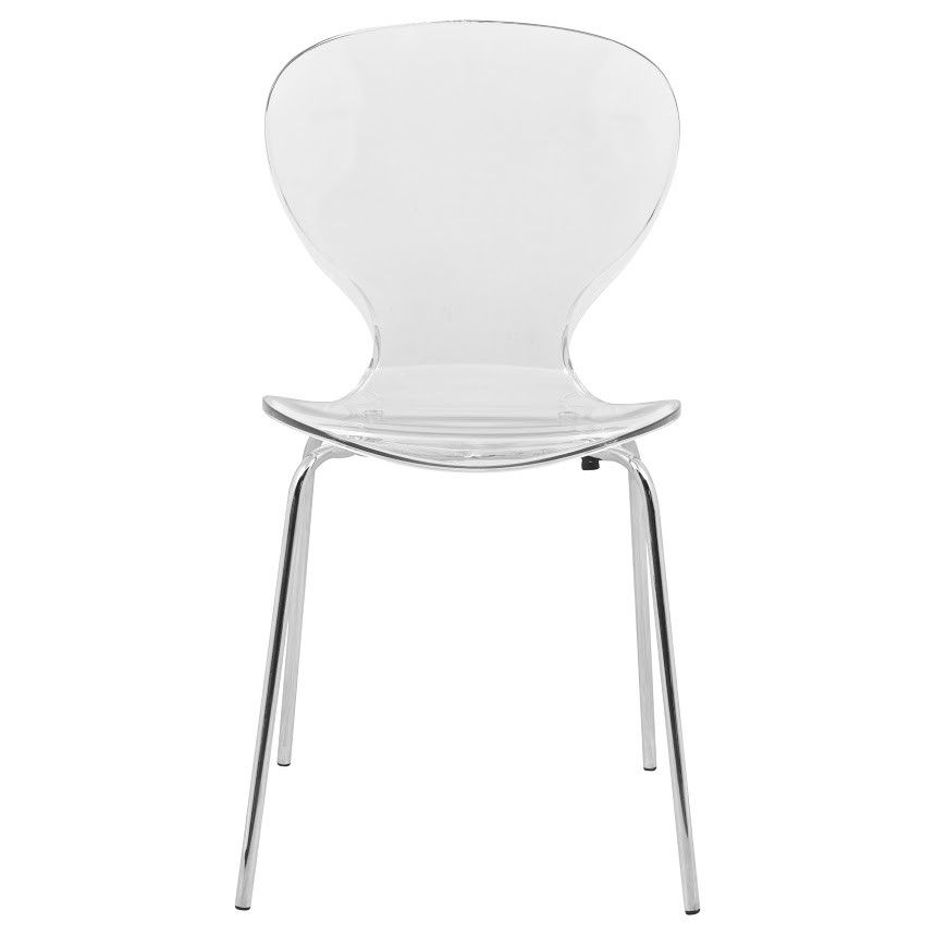 Oyster Side Chair Dining Chairs Modern Dining Chairs