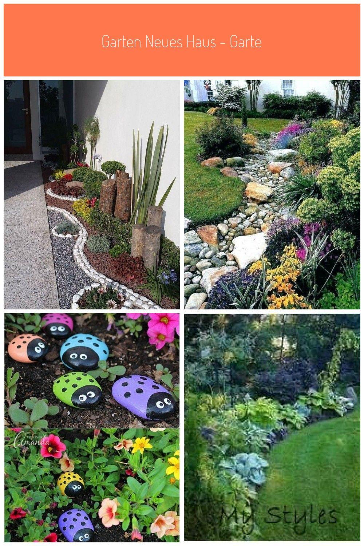 Garten Neues Haus Gartenideen Garten Haus Ideen Neu Gardencareslandscaping Garten Basteln Mit Kindern Garten Lands In 2020 Decor Outdoor Decor Outdoor