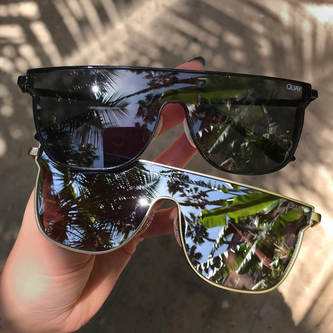 fc72cf71840 CAN YOU NOT  ✋ But you know you re glad we are. 🖤 Dropping this month in  two colours.  QUAYAUSTRALIA