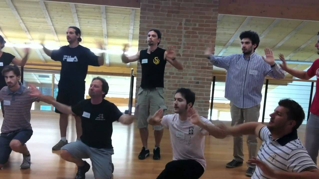 Coreografia Body Percussion - cute