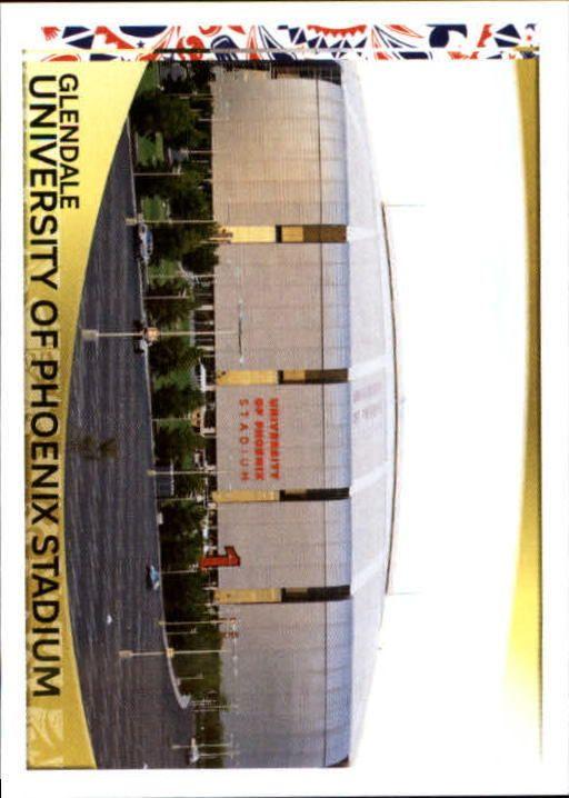 2016 Panini Copa America Centenario Stickers #12 Univercity of Phoenix Stadium