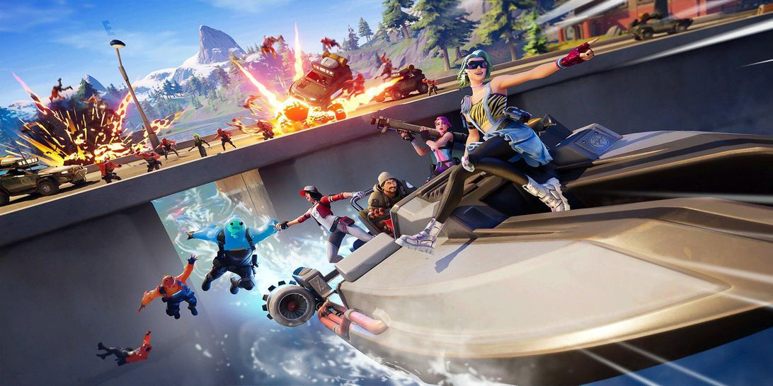 Fortnite Chapter 2 Season 1 Challenges And Where To Find The