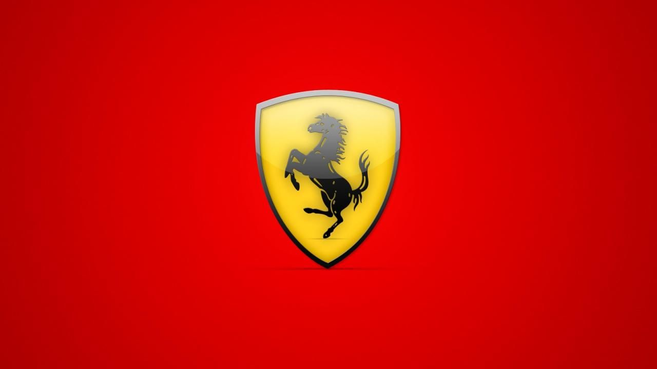 Ferrari Wallpapers Logo Desktop Background