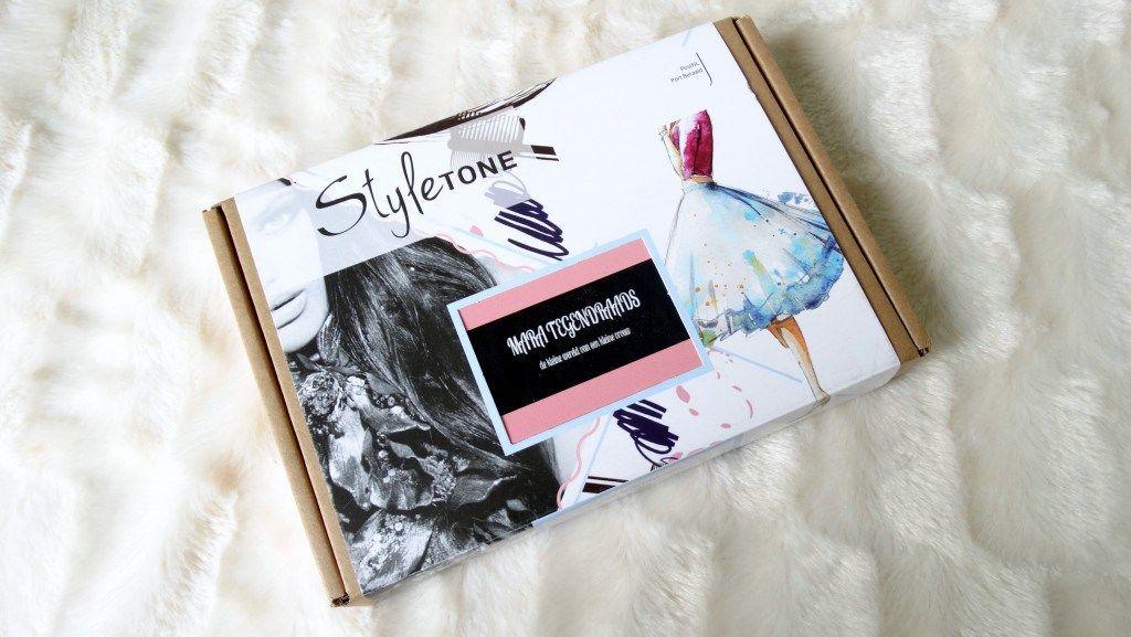 Unboxing   Styletone Box Juni '17