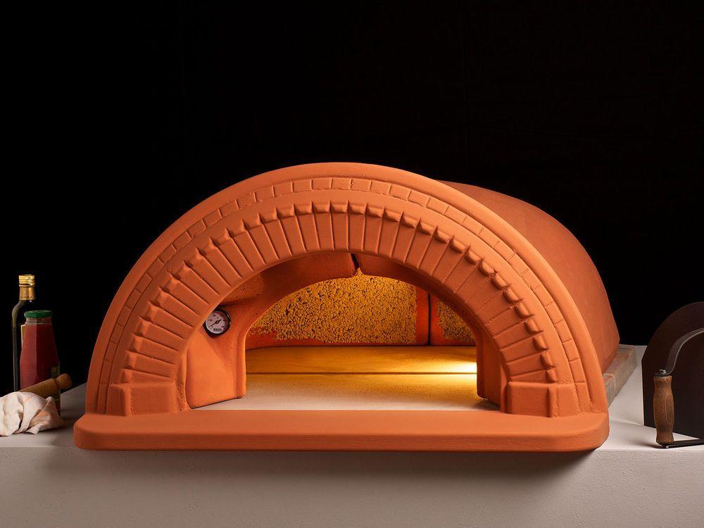 wood fired pizza oven forno spazio 90 diy pizza oven. Black Bedroom Furniture Sets. Home Design Ideas
