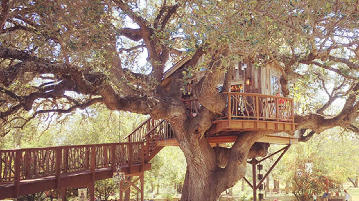 Add Treehouse Dining To Your List Of Restaurant Goals Tree