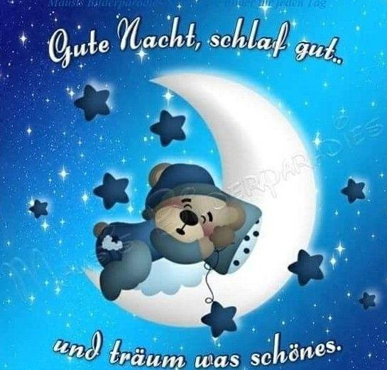 Épinglé sur Süße Träume, gute Nacht!