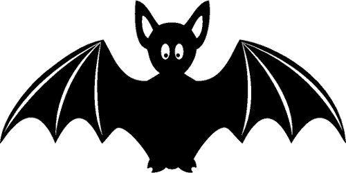 Murci lagos de halloween para imprimir printable bat - Dibujos de murcielagos para ninos ...