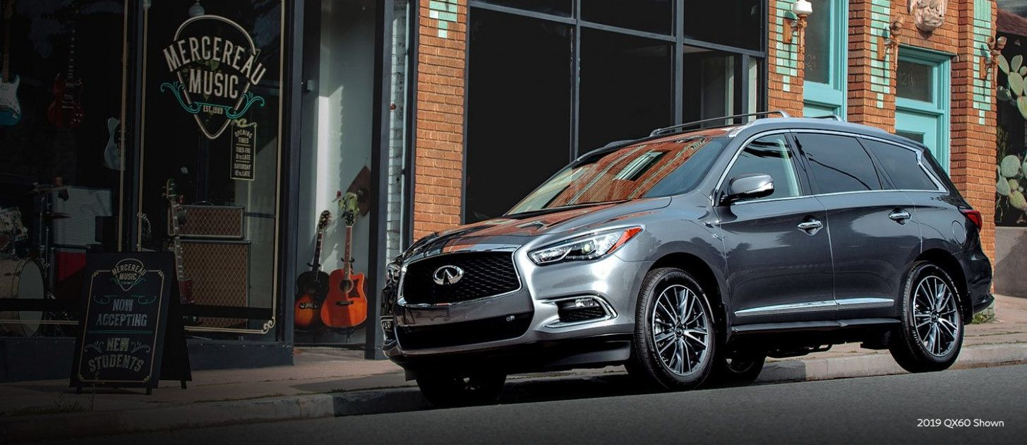 New Infiniti Suv 2020 Picture in 2020 (With images) New