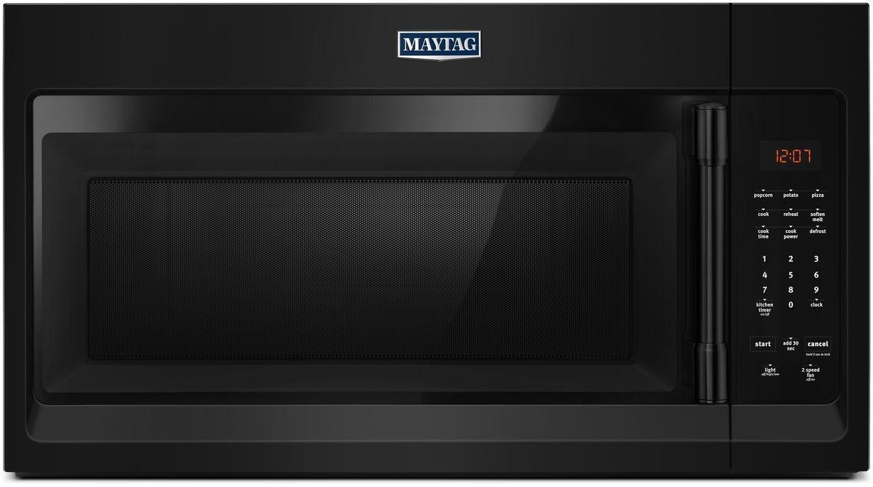 Maytag Mmv1174fb Microwave Charcoal