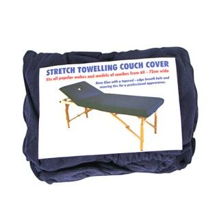 Astounding Massage Table Couch Cover With Face Hole Blue Massage Machost Co Dining Chair Design Ideas Machostcouk
