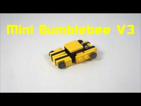 Как сделать из лего мини трансформера видео фото 712