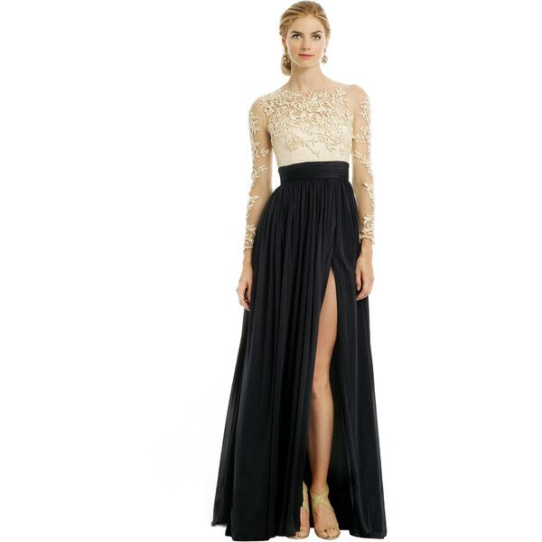 Rental CATHERINE DEANE Patricia Gown ($85) ❤ liked on Polyvore ...
