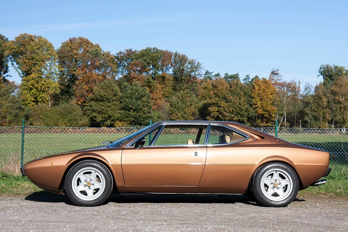 1974 Ferrari 308 Gt4 Dino Classic Driver Market With Images