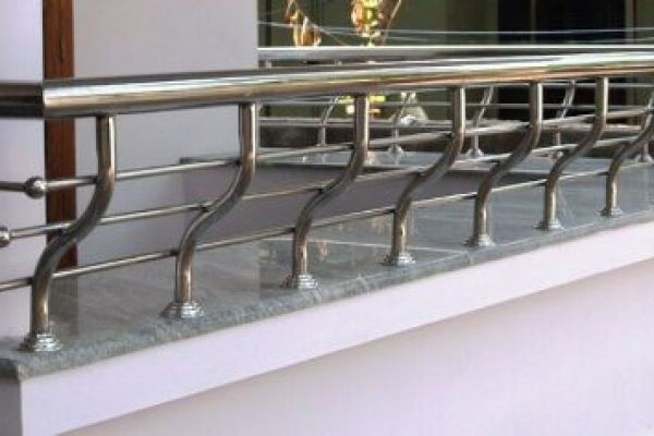 Best Cost Of Steel Charupadi Staircase Railing Design Home 400 x 300