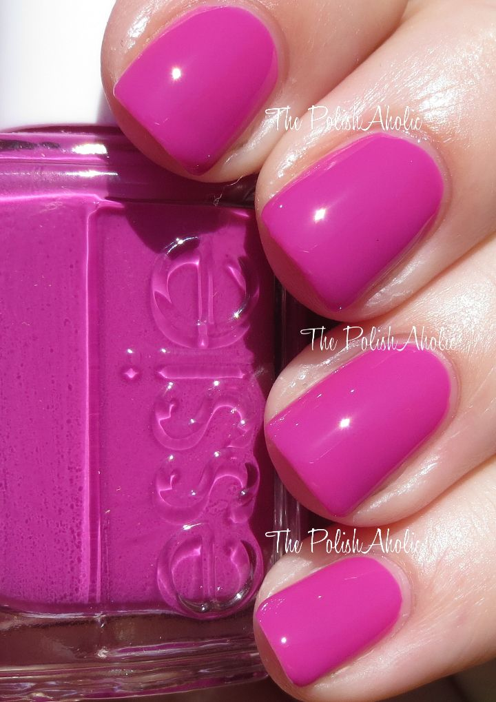 The PolishAholic: Essie Neon 2014 Too Taboo Collection Swatches ...