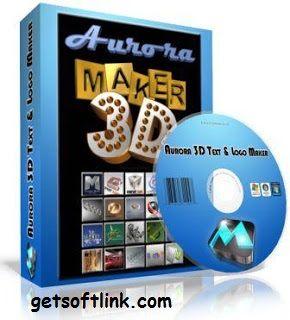 aurora 3d text & logo maker registry key