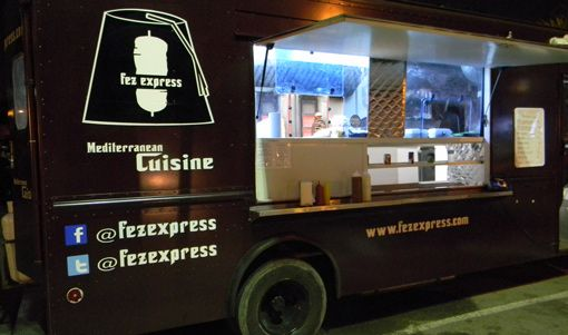 Fez Express A Mediterranean Food Truck In The Houston Area