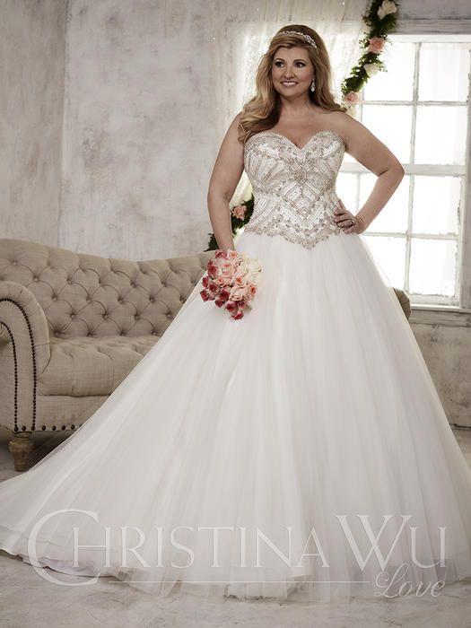 Christina Wu Love Bridal 29277 Christina Wu Love Reflections Bridal ...