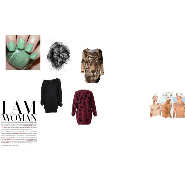 """""""sweaterdress"""" by hfg1191 on Polyvore"""