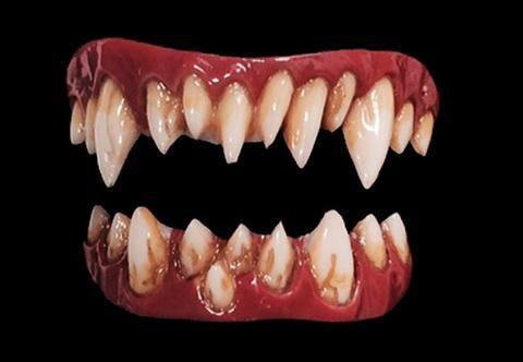 Morlock FX Fangs 2.0 Veneers by Dental Distortions