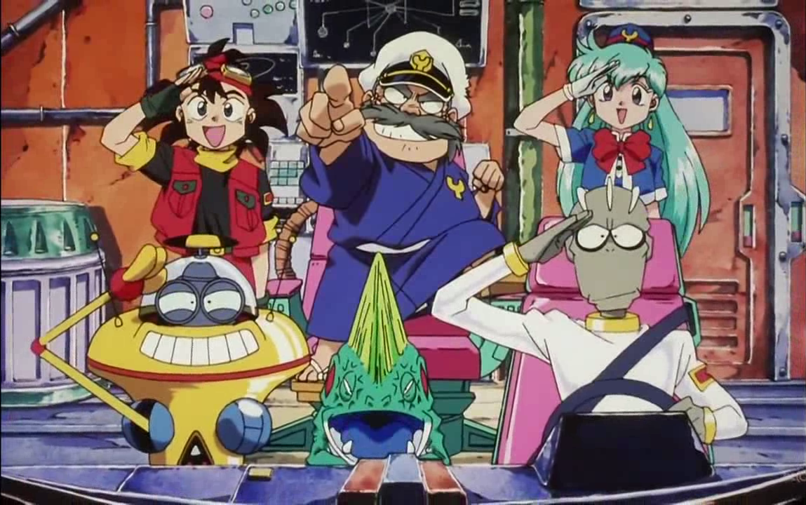 Resultado de imagen de yat anime