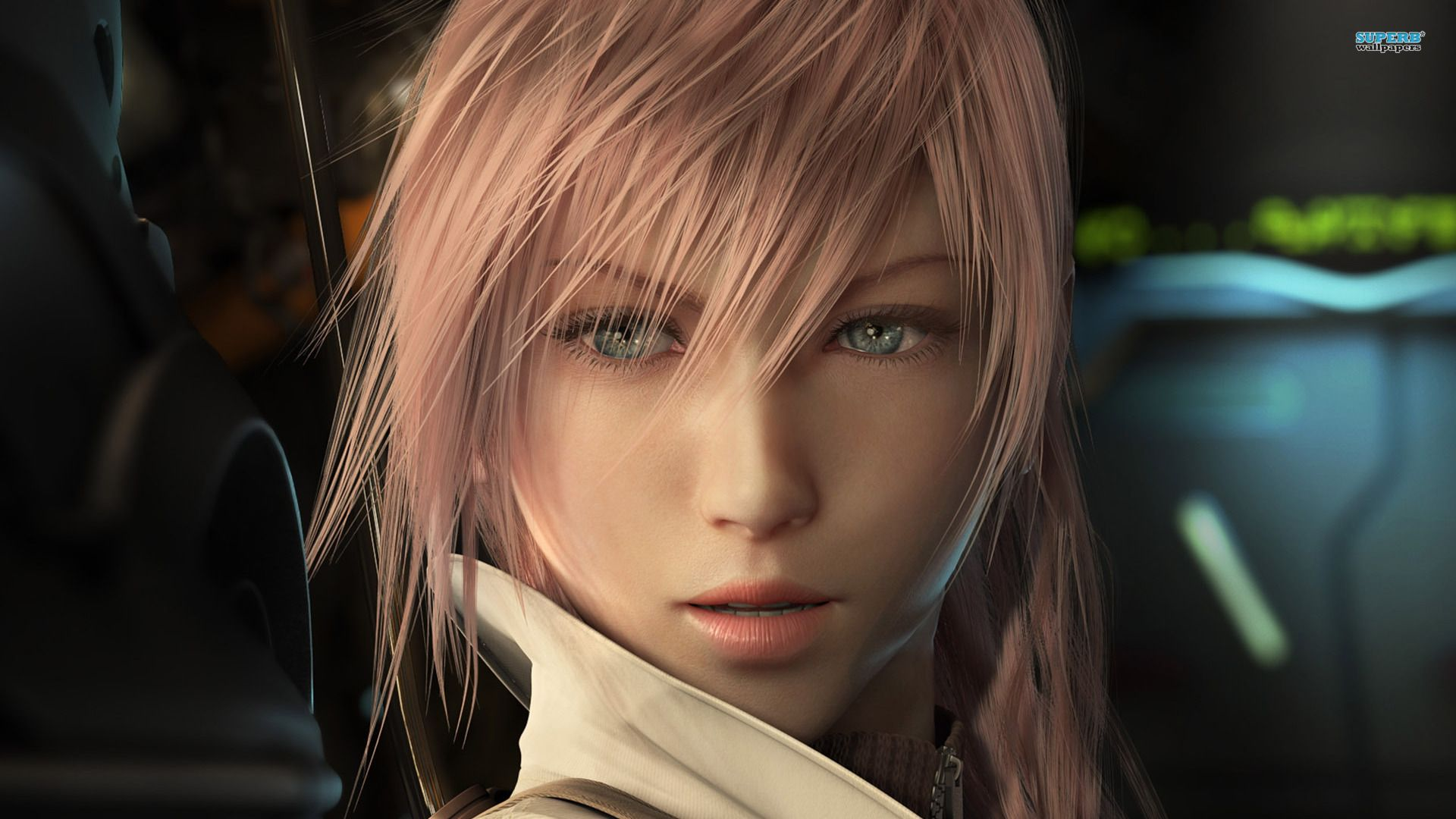 lightning - final fantasy xiii wallpaper | final fantasy | pinterest
