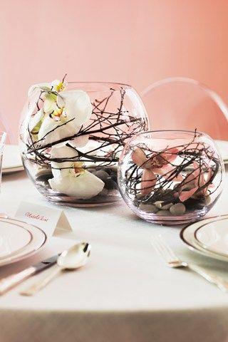 The New Vase; Wedding Decorations (BridesMagazine.co.uk)