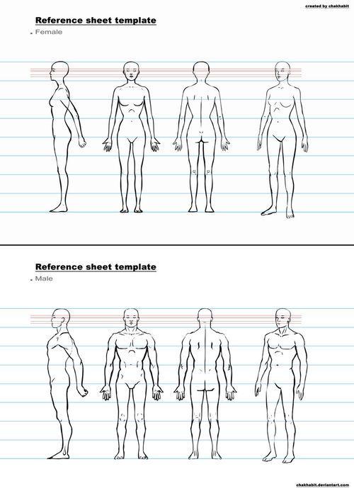 Favorites Diseno De Personajes Anatomia Personajes