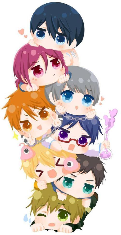 Free Anime And Rin Image Free Anime Anime Free Anime Wallpaper Free chibi anime wallpaper