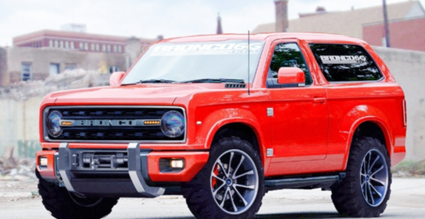 2020 Ford Svt Bronco Raptor Exterior And Interior Review Ford