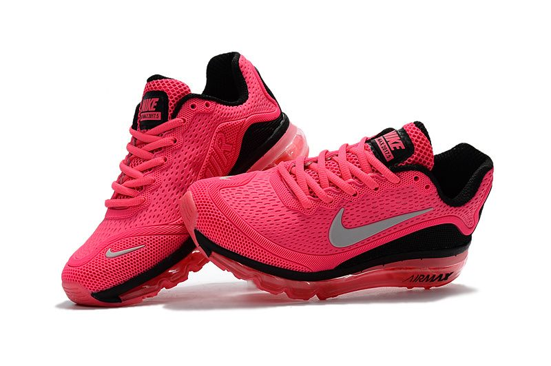Nike Air Max 2017.5 Pink Black Women � Women Nike ShoesAir Max Nike  ShoesRunning ...