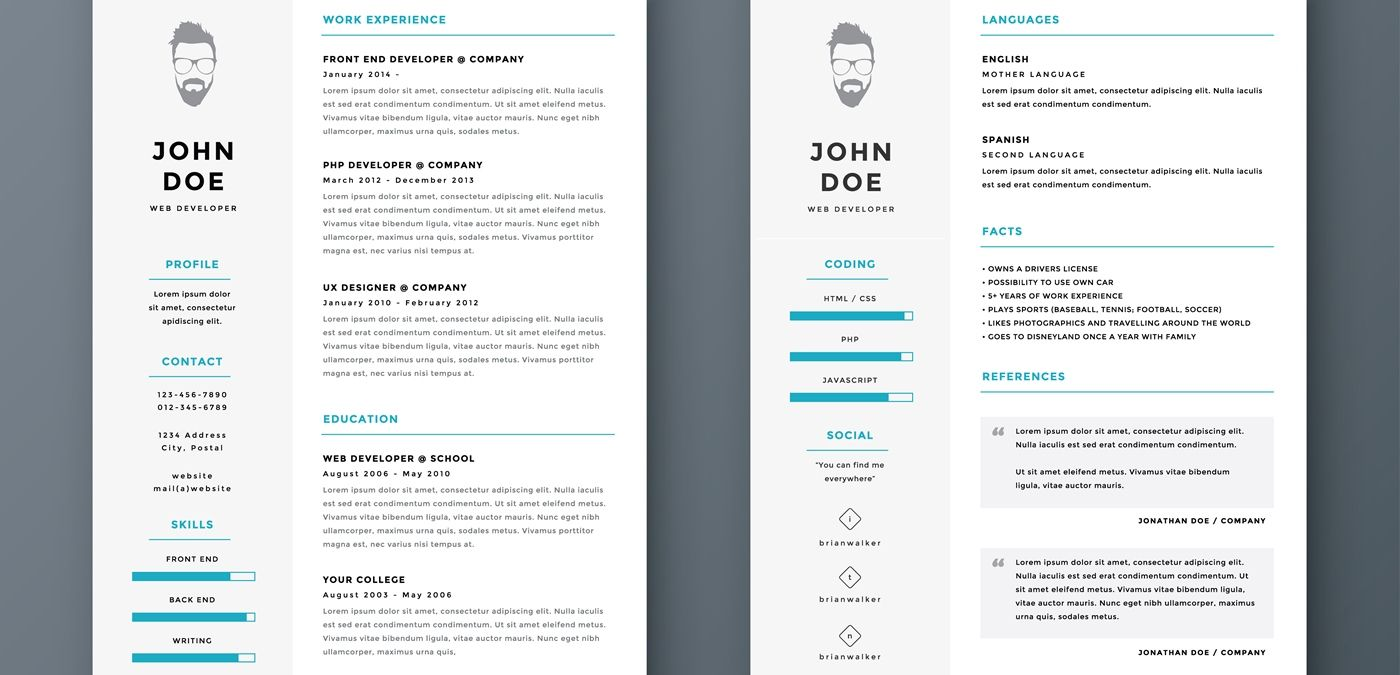 33 Resume Headers That May Work for You Resume tips