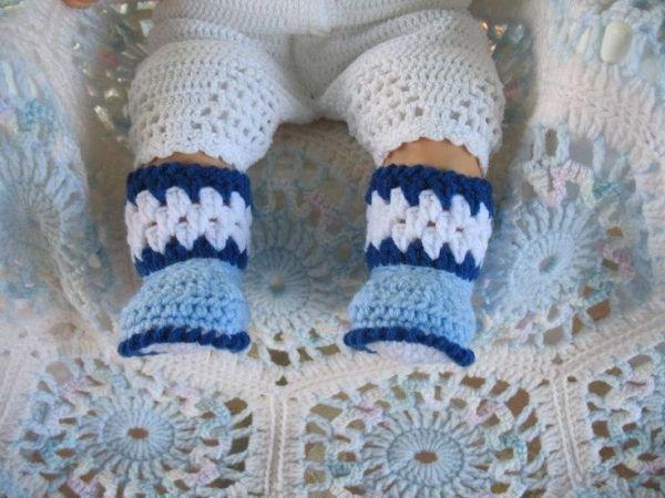 Freecrochetbabyshoespatterns Baby Booties Free Crochet
