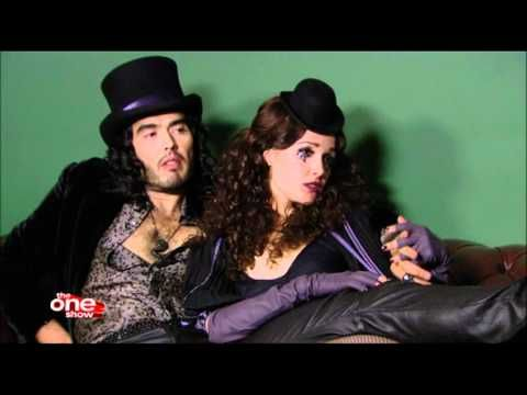 Aldous Snow Interview On The One Show Funny Video Clips Russell Brand The One Show