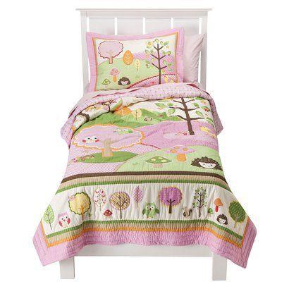 Love In Nature Target Quilt Sets Kids Bedding Sets