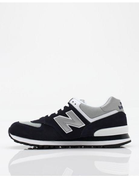 New Balance 574 In Navy | Fashion | New balance 574, New