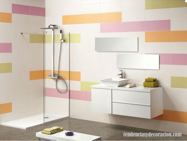 20 formas de decorar baños infantiles divertidos | Futuro, hogar y ...
