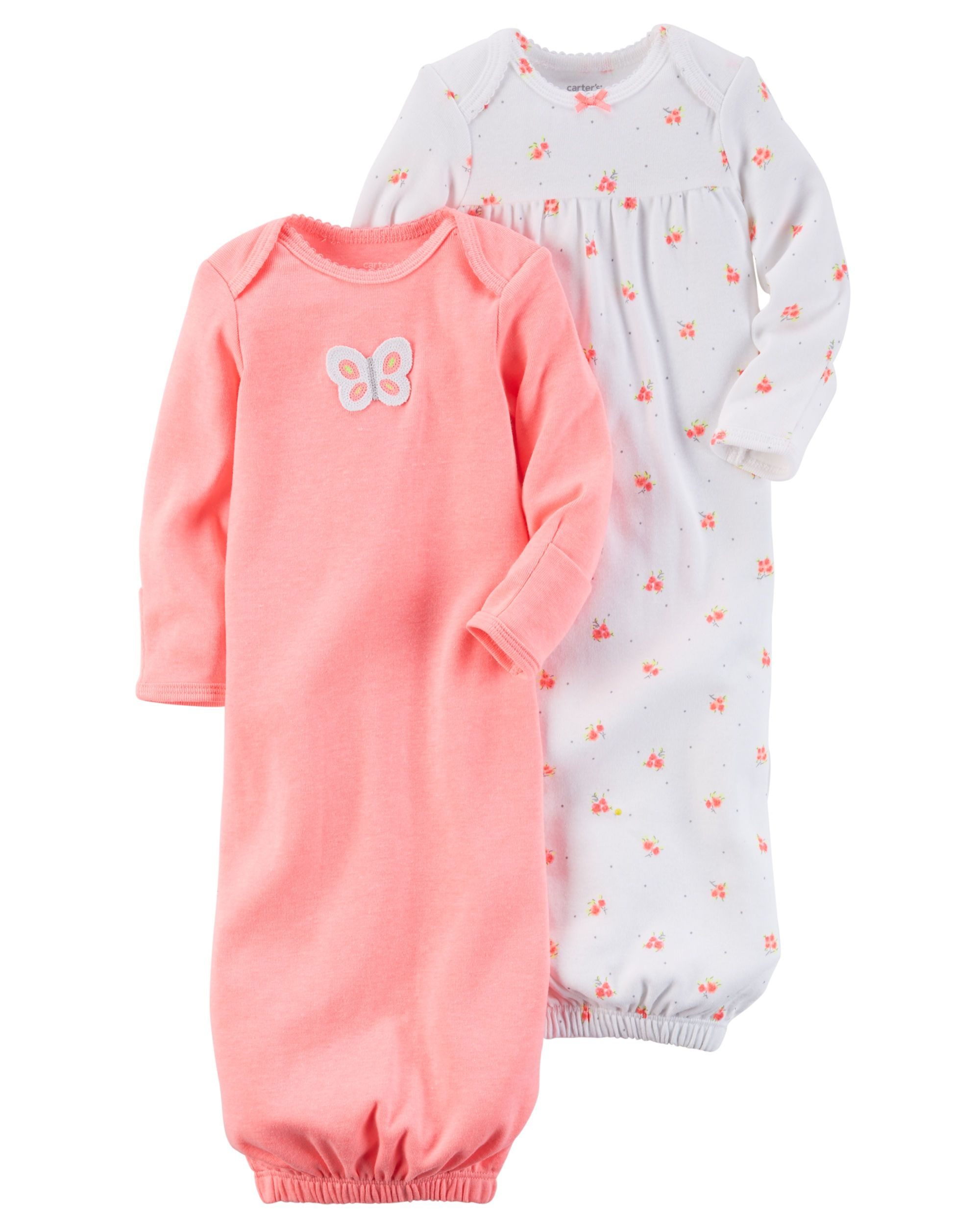 2-Pack Babysoft Neon Sleeper Gowns | Babies clothes, Babies and ...