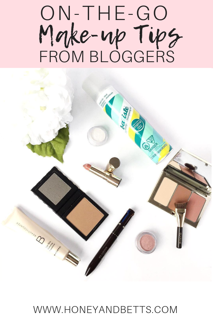 On-The-Go Makeup Beauty Tips And Tricks For Moms!  Beauty hacks