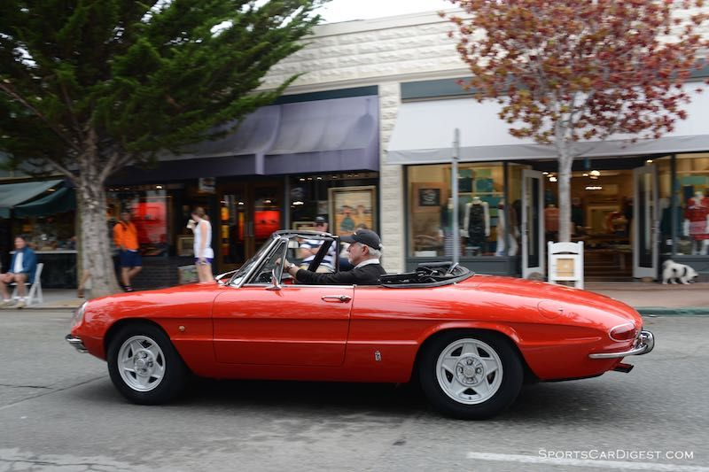 Carmel Concours on the Avenue 2015 - Photo Gallery