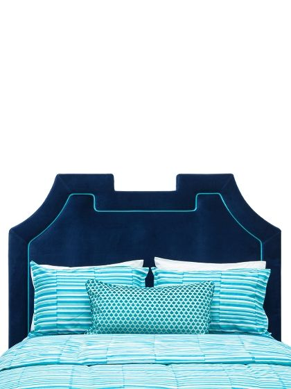 Jasper Queen Headboard by Shine by S.H.O Studio at Gilt
