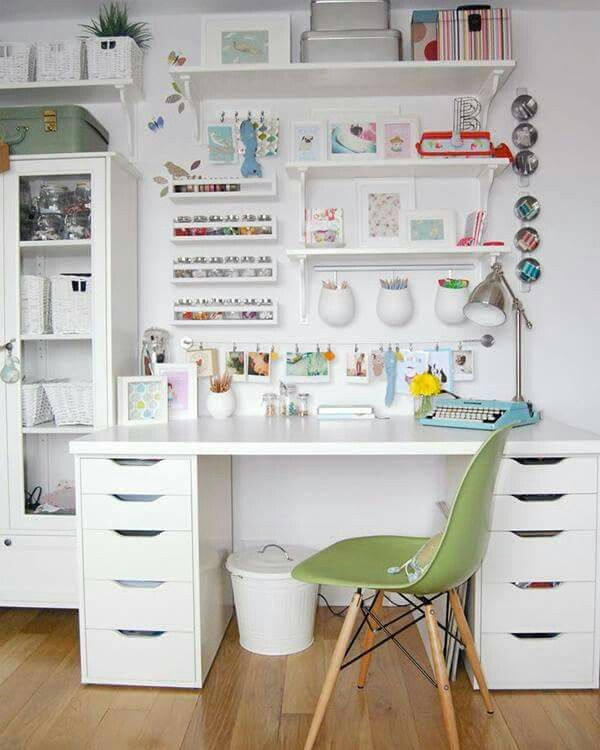 Ikea Kids Study Room: Ikea Craft Room, Room Inspiration, Room
