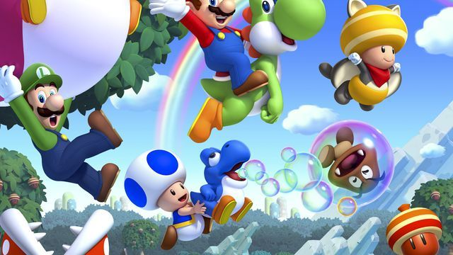 7e134e911281 Yes Blue Toad is playable in New Super Mario Bros. U Deluxe with a catch   Gaming  News  Entertainment