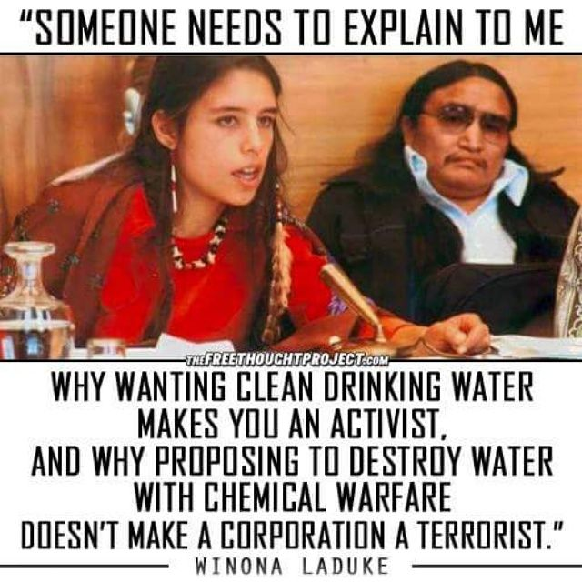 Corporations are terrorists if you are Planet Earth.