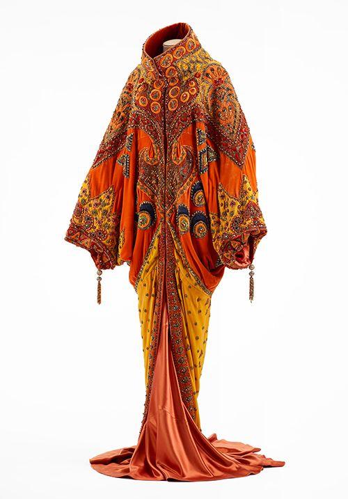 christian dior, robe shéhérazade
